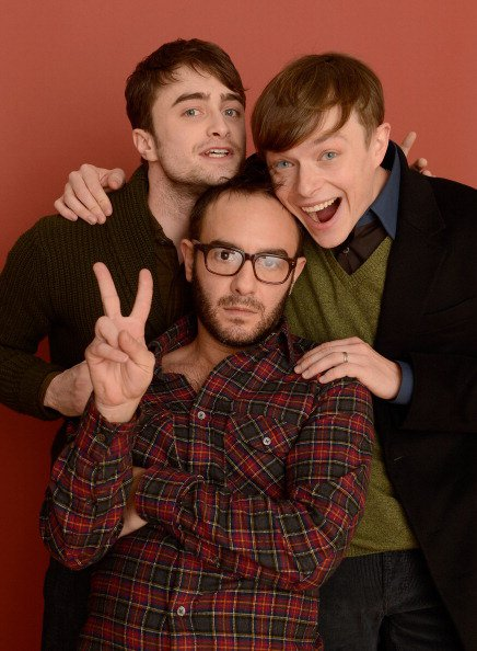 """Kill your Darlings"" Portraits - Sundance Film Festival (2)"
