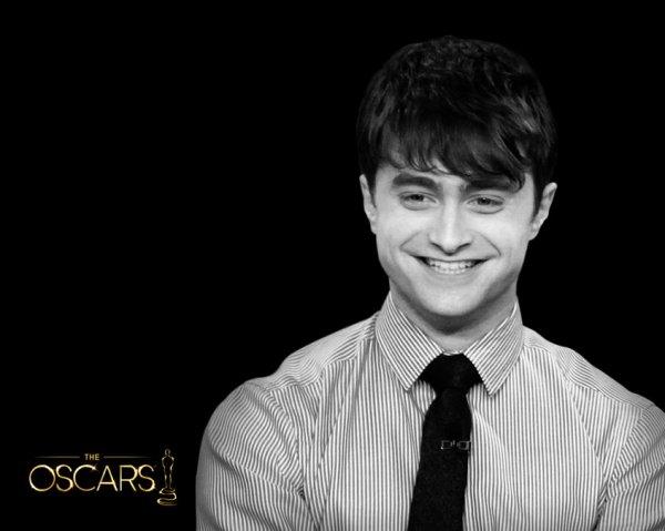 Dan Joins the Oscar Show!!