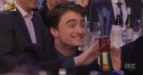 Dan attends the Independent Spirit Awards