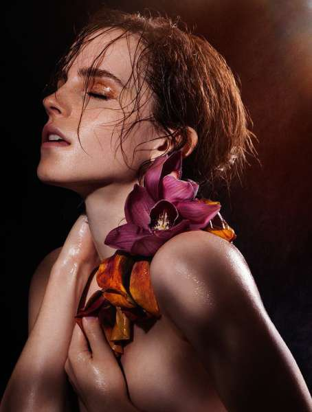 "Emma Featured in James Huston's ""Natural Beauty"" book"