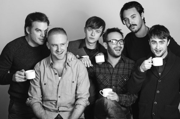 Wonderful picture of the cast of KyD