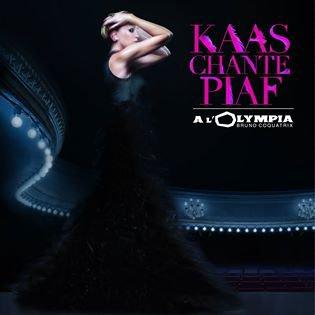 Nouvel Album live kaas chante piaf