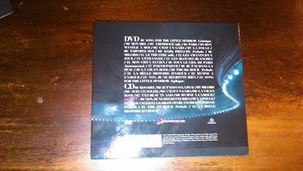 album + cd live kaas chante piaf