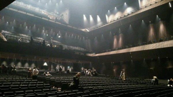 Paris salle pleyel 27/01/2017