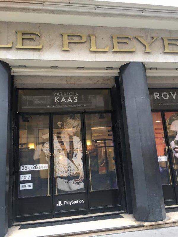 salle pleyel a paris