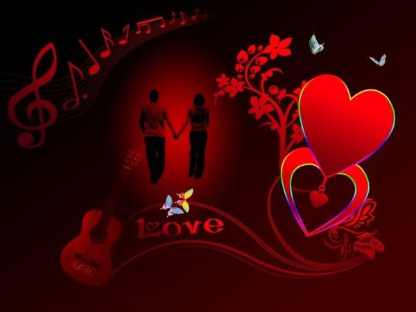 pour tout les amoureux