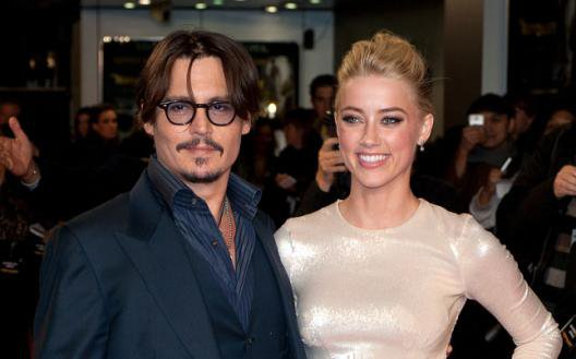 Amber Heard n'a pas voulu briser le couple de Johnny Depp