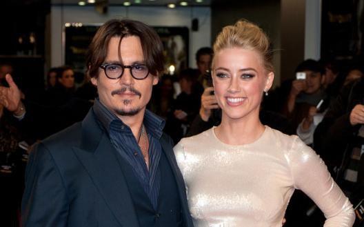 Amber Heard n'a pas voulu briser le couple de Johnny Depp