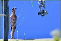"Quelques photo du tournage de ""The lone Ranger"""