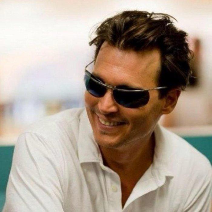 Fan de Johnny Depp !