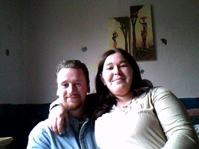 voici moi et ma femme