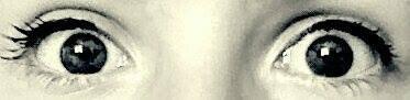 Mes yeux ne voyent que toi..♥