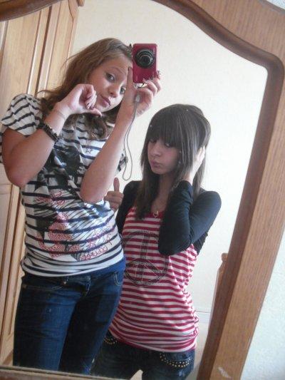 Avec la Cousine (Y)