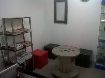 photo de mon nouveau salon