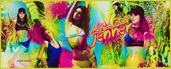 """"""" ● ● ● Bienvenue sur Jenner-Kendall, ta source d'actu' sur la sublime Kendall Jenner. Suis toute l'actu' de la starlette grâce à ton blog source et ses nombreux articles tel que ses candids, shooting, évènements, etc ... """""""