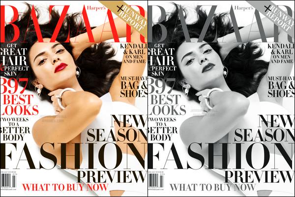 Kendall fera la couverture du magazine « Harper Bazar » de Juillet 2016 !