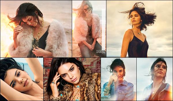 Découvrez le photoshoot pour la marque « Ippolia Jewelry » de Kendall J. !
