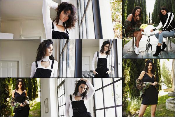 Découvrez le shoot pour « Kendall + Kylie » Pacsun Holiday Collection 2016