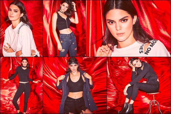 Découvrez le nouveau photoshoot pour la marque « Penshoppe » de Kendall.