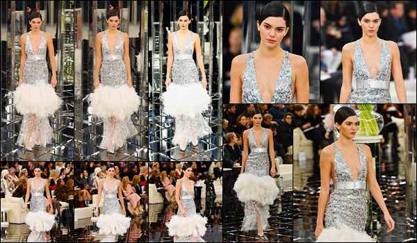 24.01.2017 ─ Kendall Jenner a défilé pour la marque « Chanel », pour Fall/Winter pour la fashion week dans Paris.Un peu plus tard, Kendall a été photographiée quittant le défilé et retournant à son hôtel... Le défilé était très jolie, et sa tenue d'après, c'est un top !