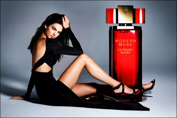 Découvrez une nouvelle photo pour «Estee Lauder : rouge gloss» de Kendall