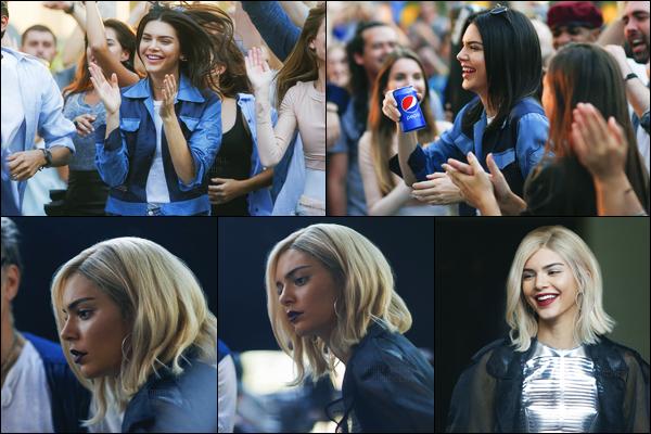 Découvrez les Behind The Scenes pour la campagne « Moments » de Pepsi !