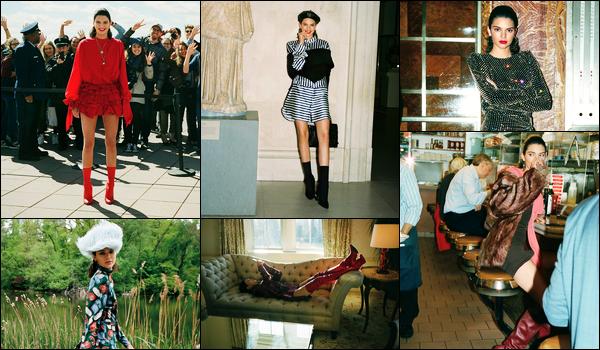 Découvrez le nouveau photoshoot pour « Vogue US » de Kendall Jenner !