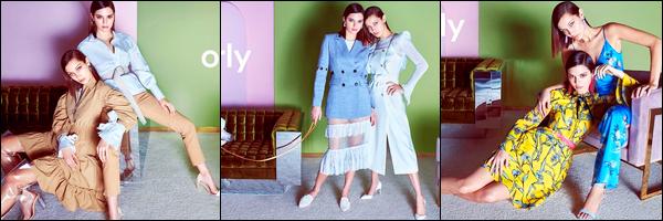 Découvrez le photoshoot pour « Ochirly 2018 » avec Kendall et Bella Hadid !