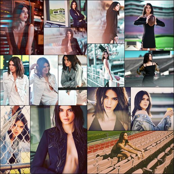 Découvrez le shoot pour la marque « BO.BÔ - Summer 2018 » de Kendall !