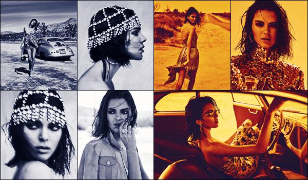 Kendall Jenner fera la couverture du magasine « ELLE » du mois de Juin !