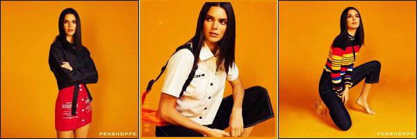 '-● CAMPAGNE- Kendall Jenner a posée pour « Penshoppe DenimLab » pour la campagne 2019