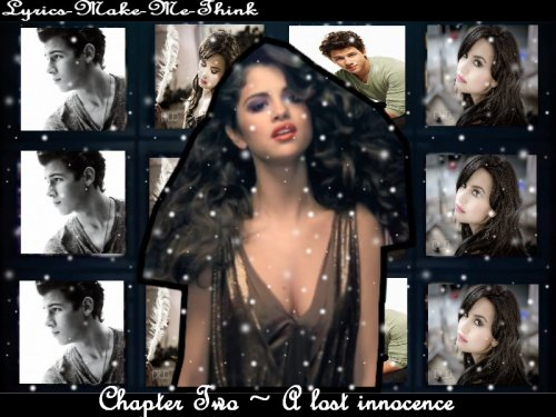 Chapter Two - A lost innocence