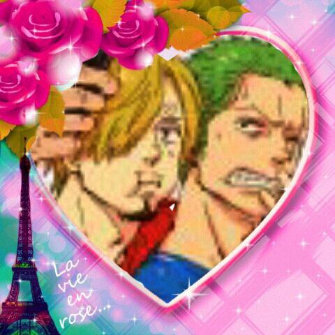 Sanji et Zoro