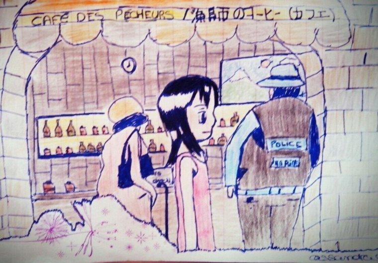 Nico Robin enfant