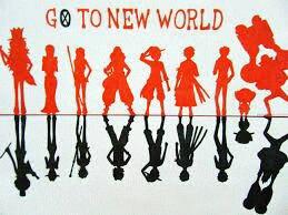 One Piece Go To New World