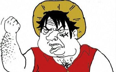 Caricature One Piece