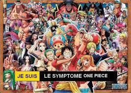 Je suis le symptôme One Piece