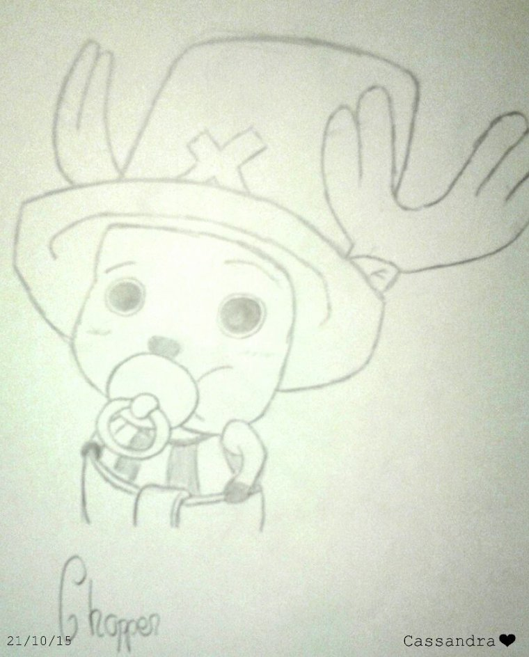 Dessin Baby Chopper