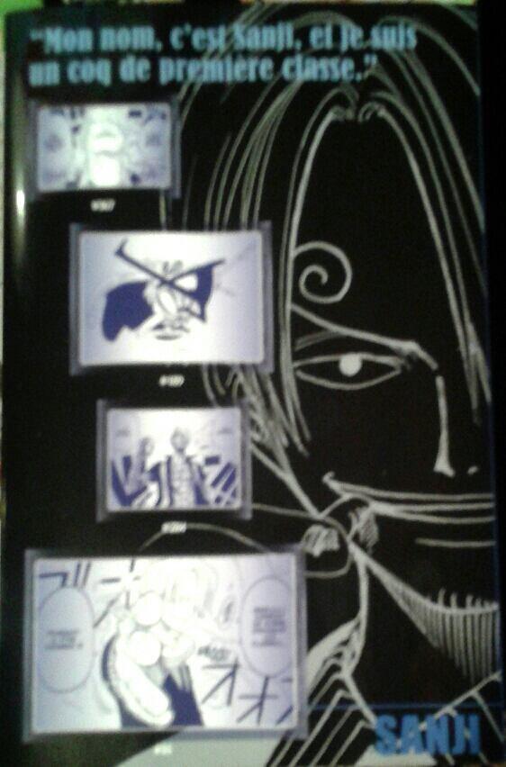 Livre 3 Sanji