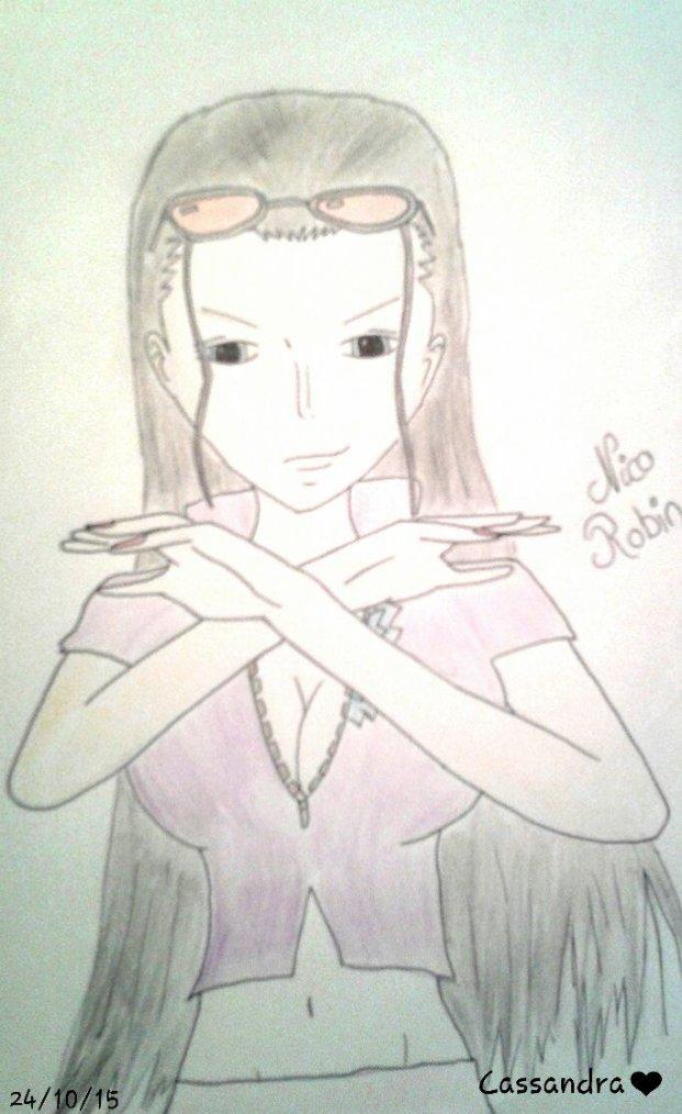 Dessin Robin