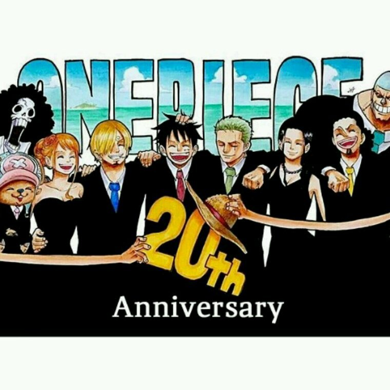 Happy birthday One Piece !