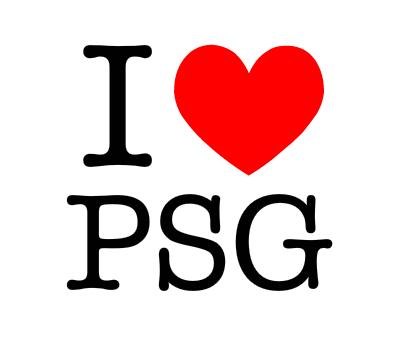 I LOVE LE PSG