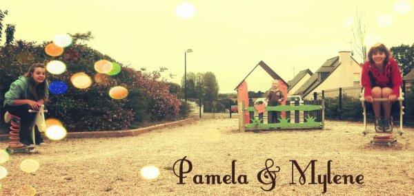 Pamela & Mylene