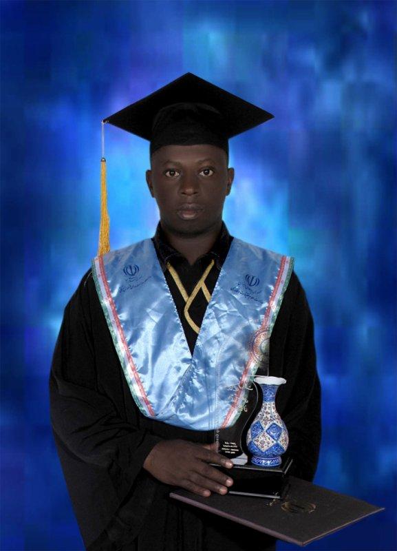 Remise de diplome de Master