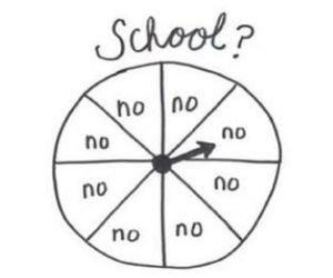 School --'