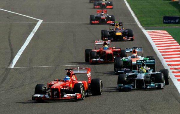 GP de Bahrein(dimanche) : Fernando a dit