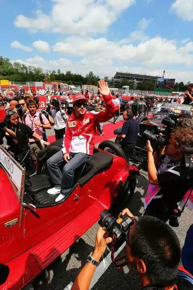 GP d'Espagne(samedi) : Fernando a dit