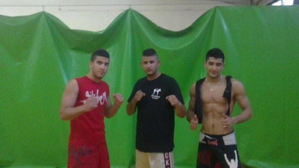 les 3 ferer boxeur