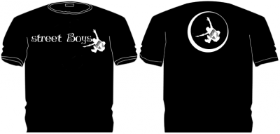 Streets Boys T-Shirt