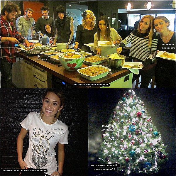 . 22.11.11 - Mileys'est rendue à un centre de détatouage pour enlever un de ses nombreux tatouages à L.A. .